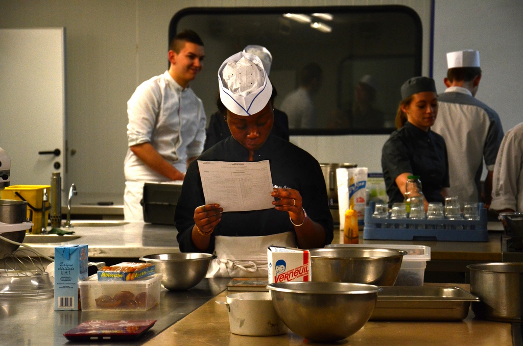 Cap agent polyvalent de restauration for Vae cap cuisine